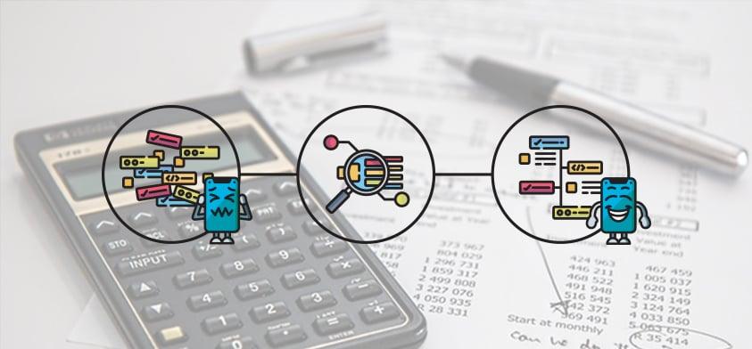 Smart Data für den digitalen Kontocheck