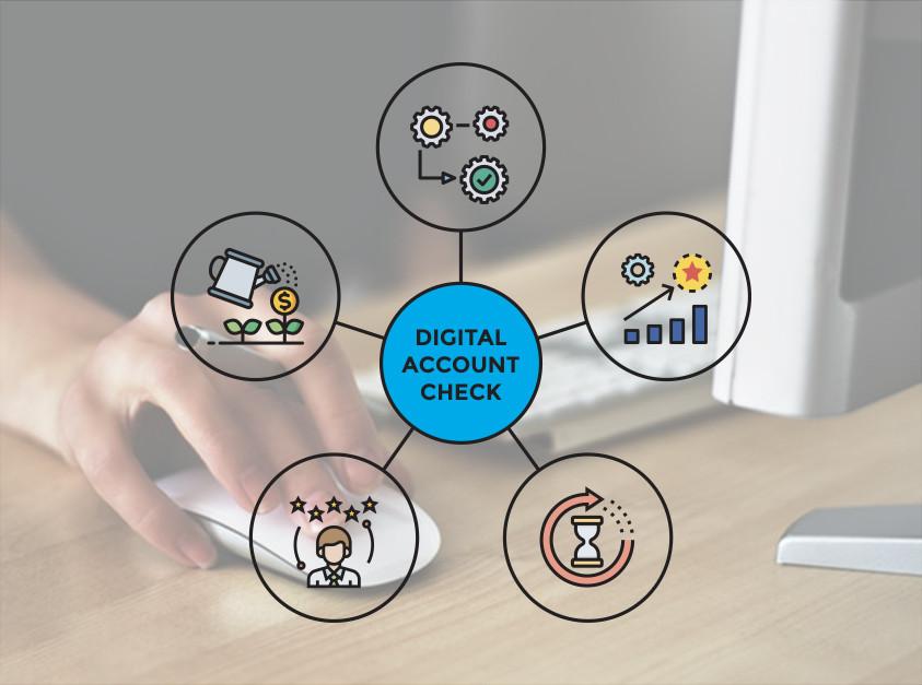 Per Digital Account Check lässt sich eine Bankauskunft digital und weitestgehend automatisiert erstellen.