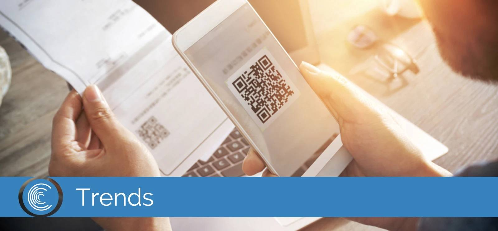 Wie Zahlungsauslösedienste den Rechnungskauf per QR-Code komfortabler gestalten