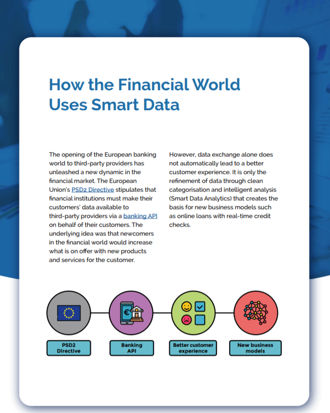Smart Data in the Financial World
