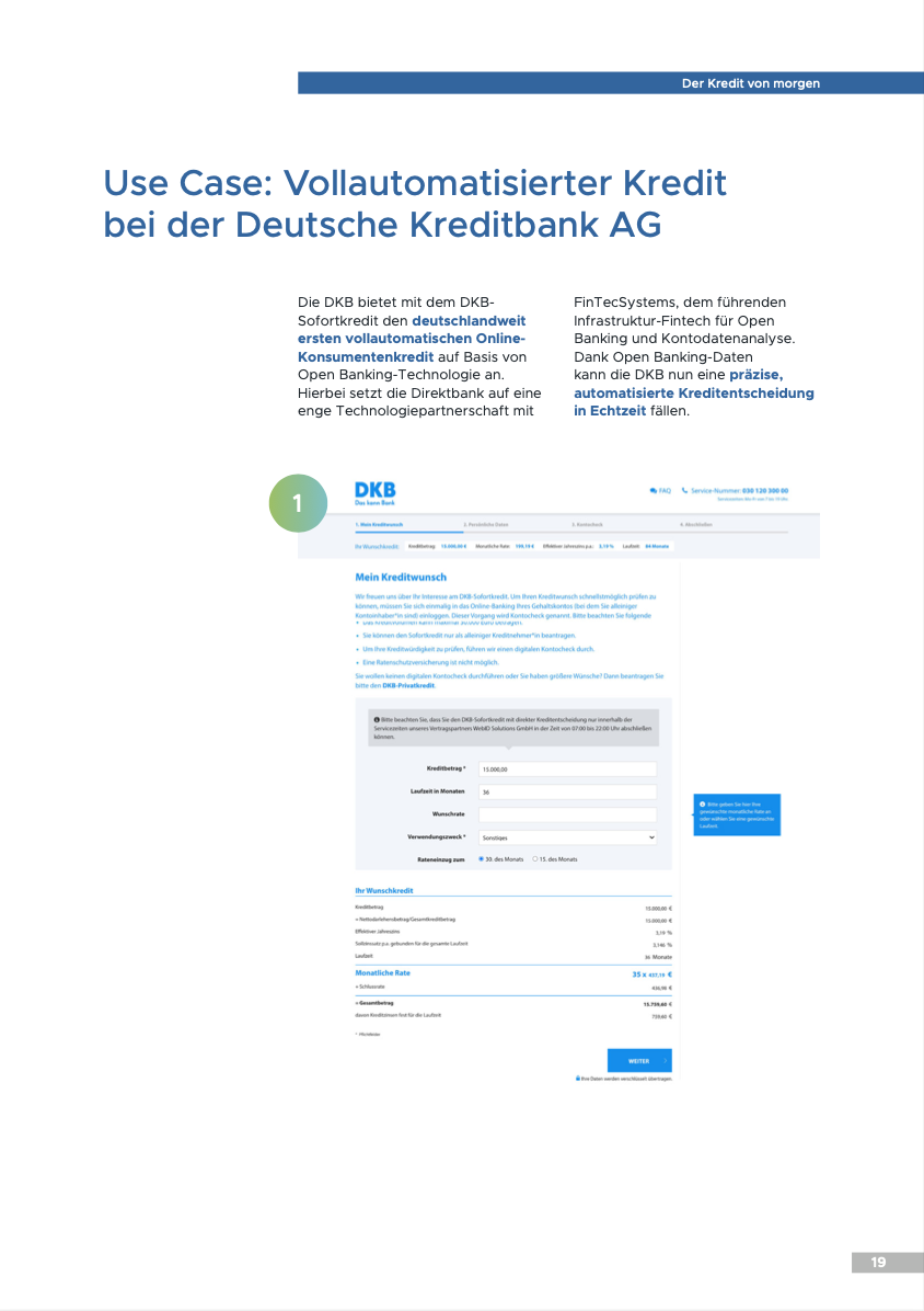 Use Case DKB