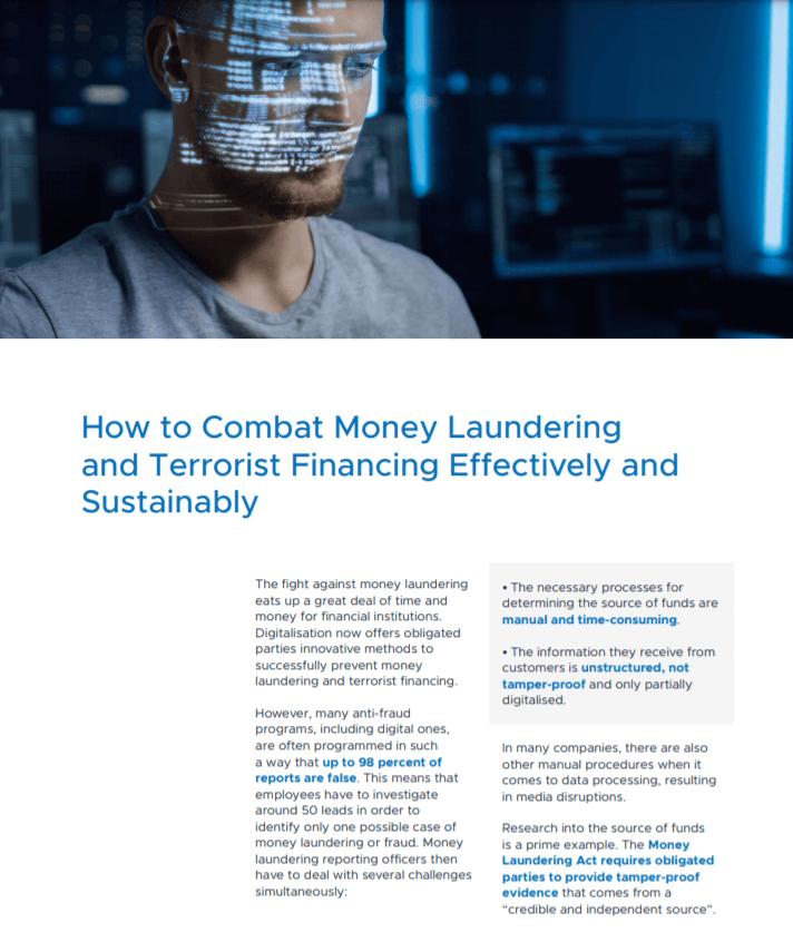 Combat Financial Crime