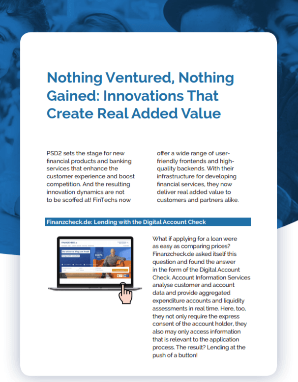 Innovations that create real added value