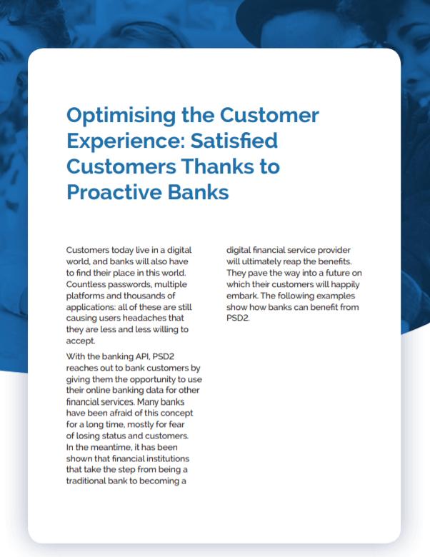 Optimising Customer Experience